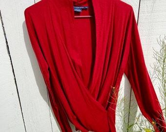 Ralph Lauren Sport soft comfortable blouse. Free Shipping