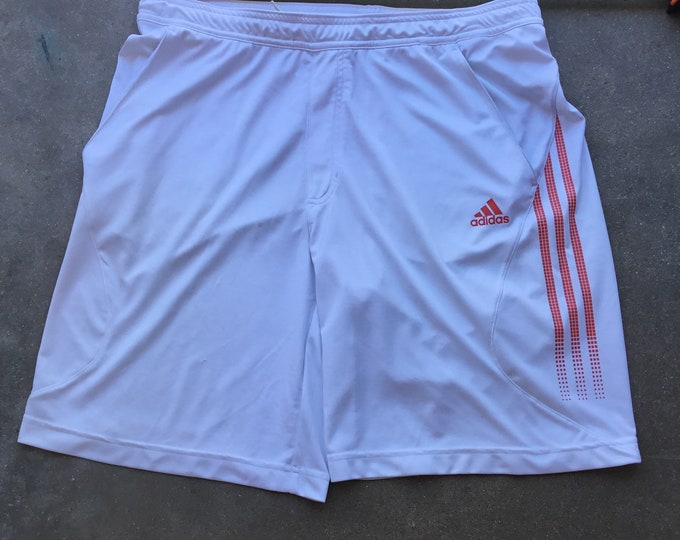Men's Adidas Athletic ClimaCool shorts in great shape. Free Shipping