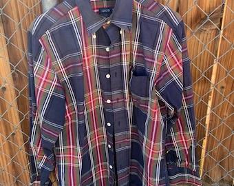 Izod button down shirt. Free Shipping