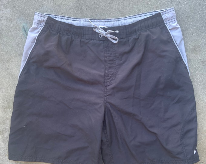 Men's Nike Athletic Swim shorts in great shape. Free Shipping