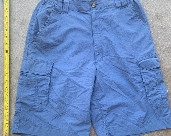 Men's Clear Water Angler hiking and adventure shorts in great shape. Free Shipping