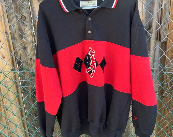 Vintage John Ashford Golf sweater in Excellent Condition. Size Large. Free shipping