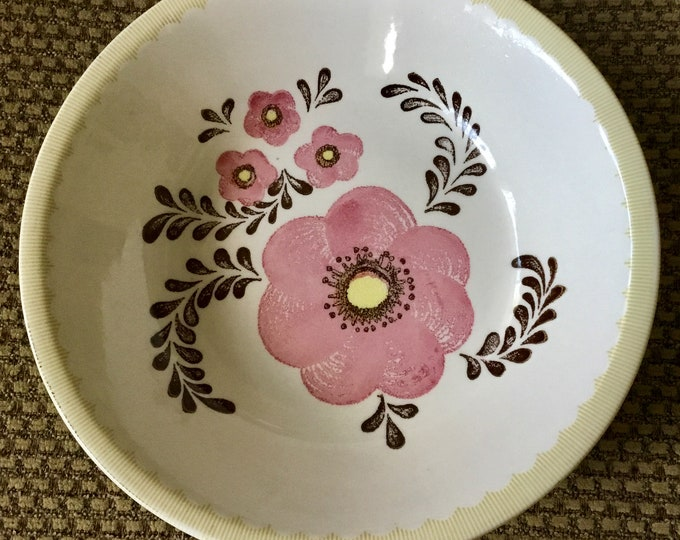 Vintage Royal China by Jeannette Pasta Dish