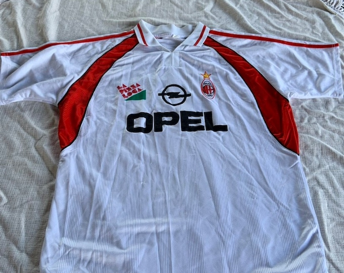 Opel Soccer/Football jersey in good shape. Number 8 Free shipping