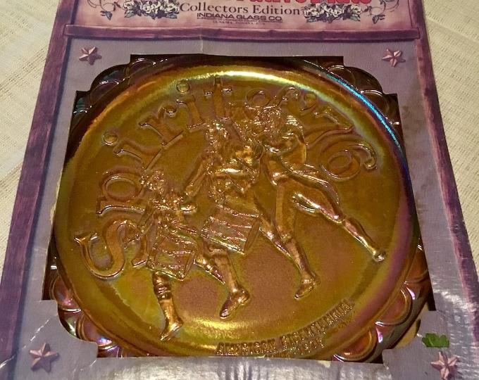 1776-1976 American Bicentennial Commemorative Plate