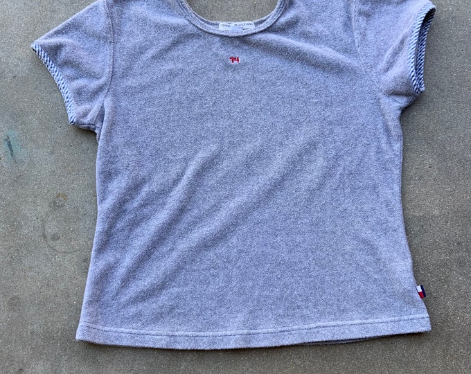 Tommy Hilfiger soft cozy sleep top. Free shipping
