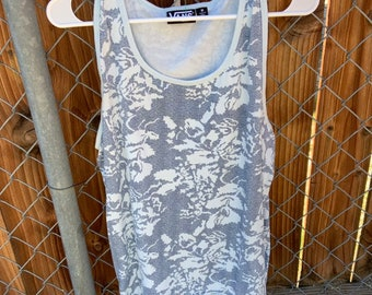 Vans all over print mens tank top, Free shipping