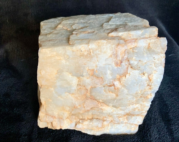 Extra large piece of citrine quartz crystal rock. Over 12lbs. Free Priority Mail Shipping
