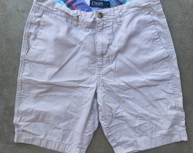 Men's Chaps shorts in great shape. Size 30'' Free Shipping