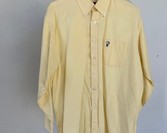 Peanuts Brand Snoopy embroidered oxford button down shirt in like new condition. Free shipping
