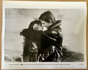 Original Goonies Movie Promo Black and White Photo 8 x 10 released by Warner Brothers to magazines etc for publication 1985
