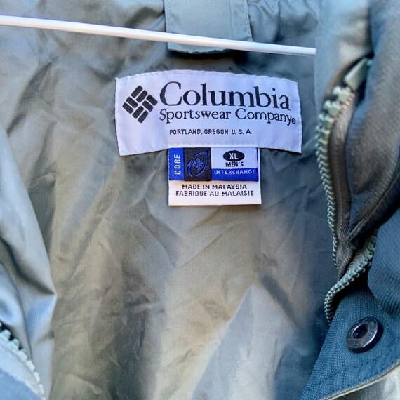 Men's Columbia Convert ski and snowboard winter jacket. Free shipping