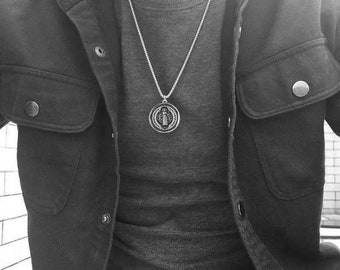 Patron saint jewelry | Etsy