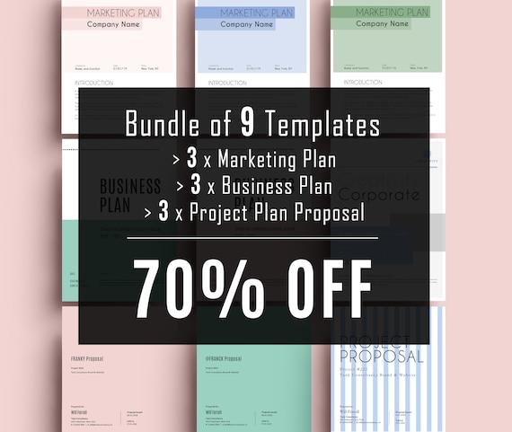 microsoft templates business plan