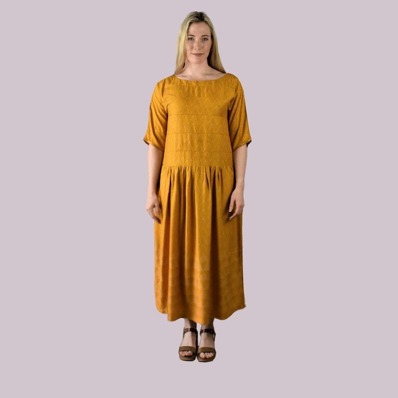 BEC BEADED DRESS