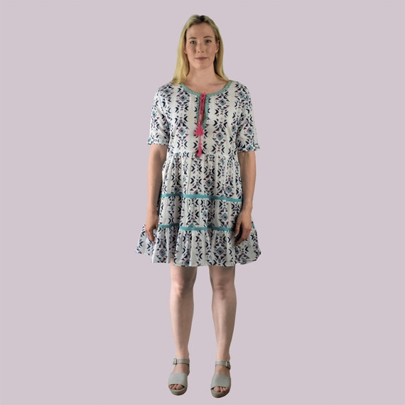 SUMAIRA SHORT DRESS