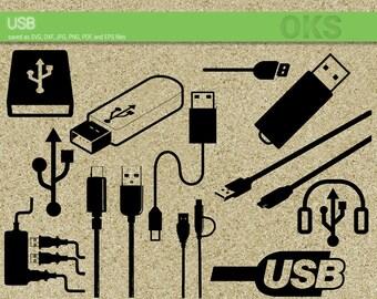Kabel clip | Etsy