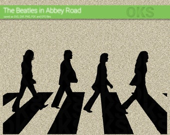 the beatles svg etsy