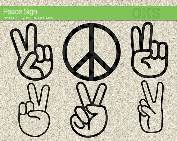 Peace Sign Svg Download Peace Sign Clipart Peace Hand Sign Etsy Classy Download Images About Peace