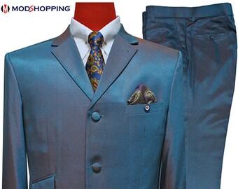 Mod Tonic Suit Etsy