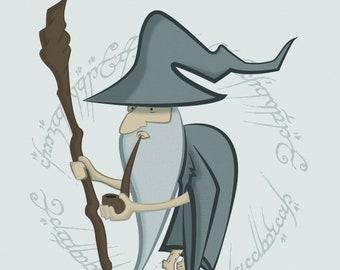 Gandalf Fan Art