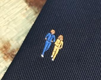 Speed Walkers Tie