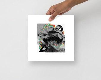 Generated Art Print #3