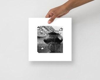 Generated Art Print