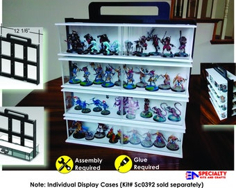 Mobile & Display Storage Carry All, Miniatures, Mobile, Board Game Side