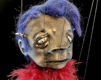 Charles, OOAK marionette