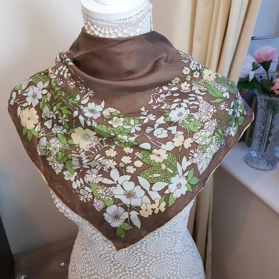 Royal British silk Scarves