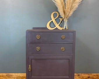 Chest Of Drawers / Painted Drawers / Bedroom Storage / Bathroom Cabinet /Bedside