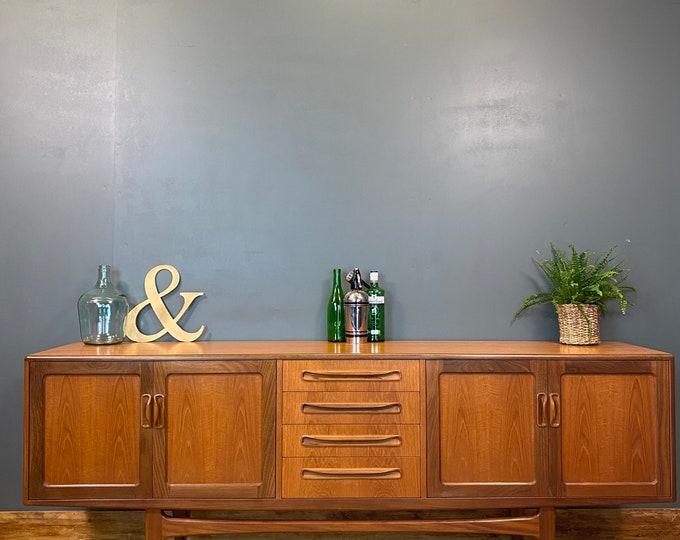 G Plan E Fresco Sideboard/ Reto Teak Sideboard / Vintage Crendenza