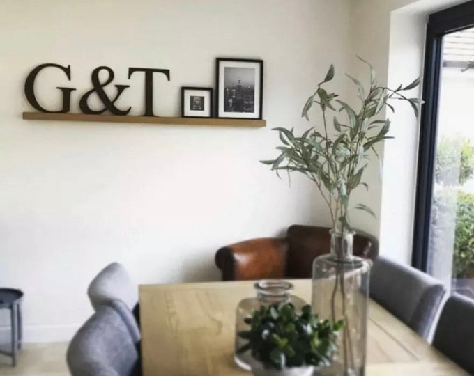 G&T SIGN , Rusty metal word , metal letters, shop sign , garden sign , rusted letters , industrial, Rusty letters , gin and tonic sign