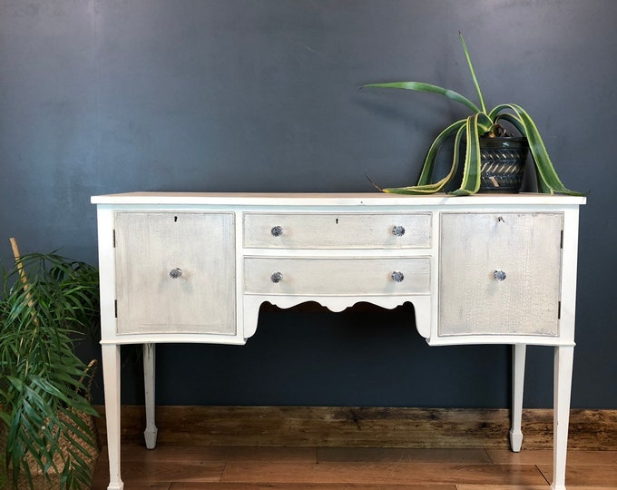 Vintage Sideboard / Upcycled Sideboard / Rustic sideboard / Lounge Storage / Console Table