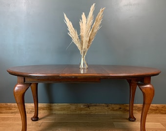 Antique mahogany table Victorian Dining Kitchen Rustic Table