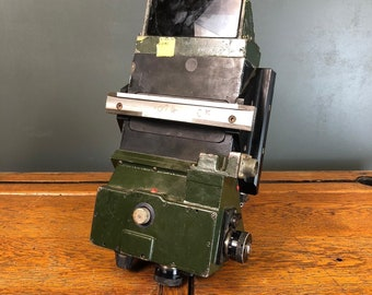 World War memorabilia / Collectable Army / Tank Periscope /  1970s / Vintage Display /Rare Item