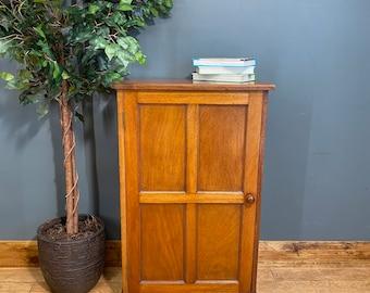 Antique Mahogany Cabinet / Mahogany Cupboard / Cocktail Cabinet /Drinks Cupboard