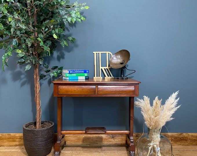 Antique Mahogany Table / Occasional Table / Mahogany Sideboard / Console Table / Desk / lamp table / Antique Sideboard