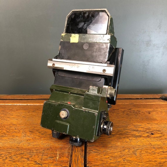 World War memorabilia Collectable Tank Periscope From The 1970s Vintage Display