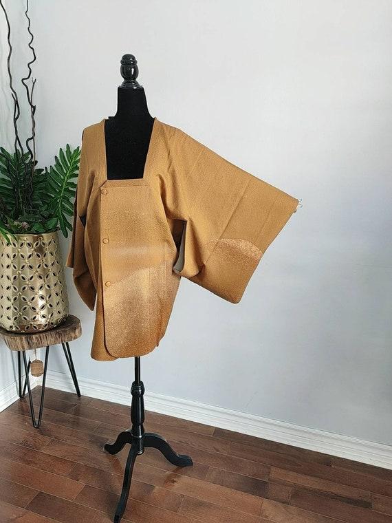 High quality Japanese haori michiyuki kimono - kim