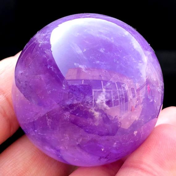 ON SALE 146gm Amethyst Crystal Quartz Natural  Quartz Crystal Point  Purple Amethyst Cluster Mineral top Quality AMT 994