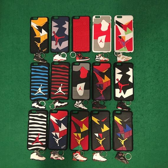 FREE KEYCHAIN Jordan Rubber Sole Case iPhone 6 Plus & 6s Plus   Etsy