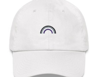 86c43fc1bfd62 Asexual Pride Rainbow Hat