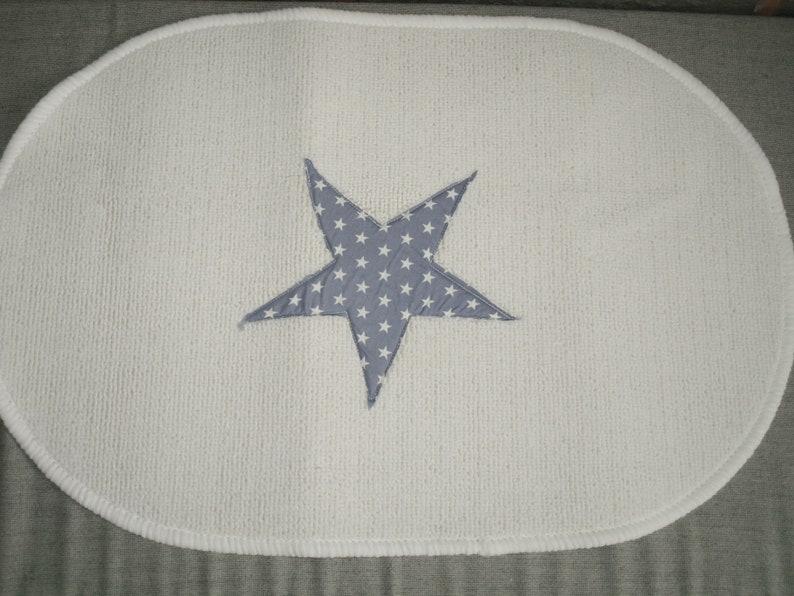 Bath Mat Star Shower Rug