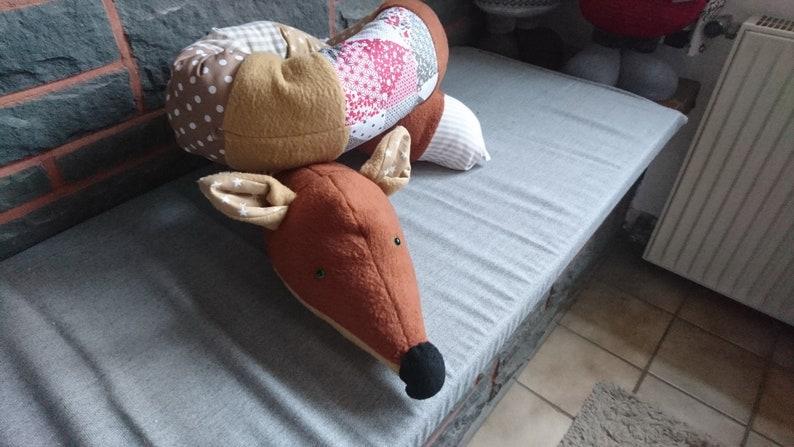 turquain fox xl bed-length bed-roll sleeping roll pucksnub nesting puckcloth cradle