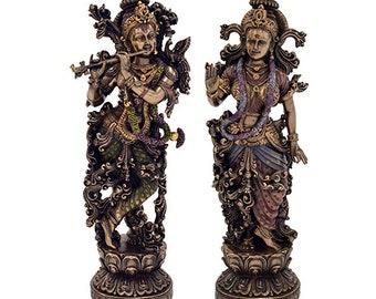 e10d32c51 Radha krishna statue