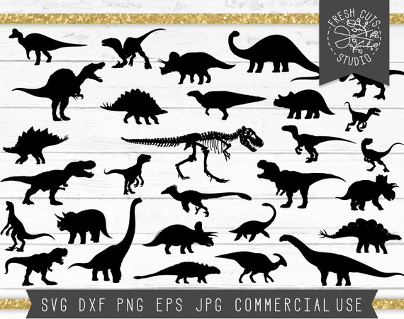 Download Dinosaur Svg Bundle Monogram Frame In Svg/Dxf/Png/Jpeg/Eps Crafter Files