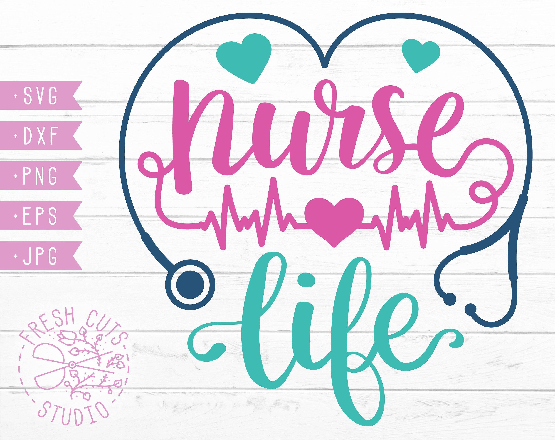 designs for your store Hug a nurse svg Full commercial license Nurse love. Make money online instant download