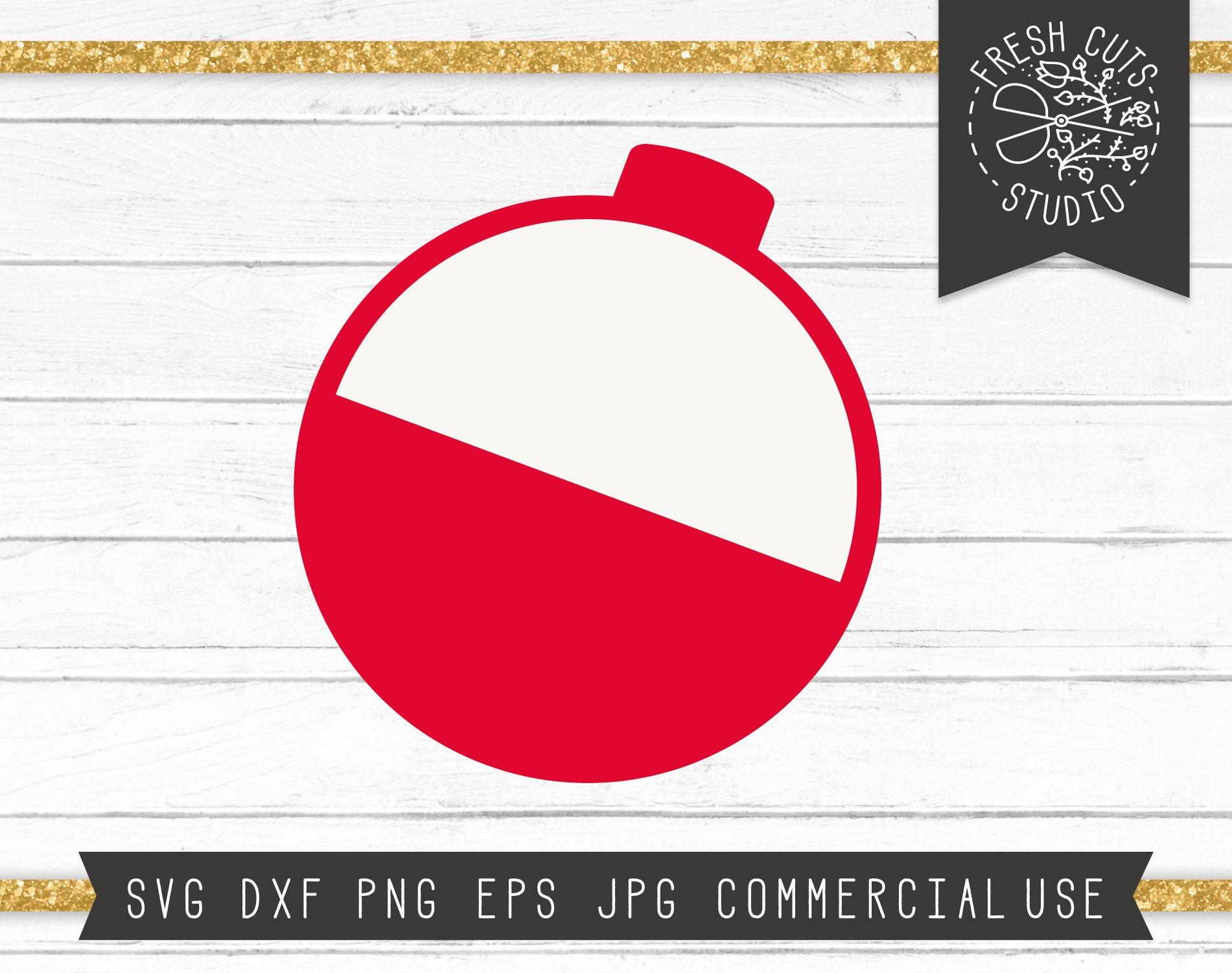Download Fishing Bobber Svg Cut File Instant Download Digital Design Etsy
